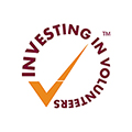 Investing In Volunteers, logo